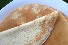 Bögrés palacsinta, a klasszikus házi fortélyai | Rupáner-konyha Pancakes, Deserts, Food And Drink, Sweet, Ethnic Recipes, Mille Crepe, Crepes, Dutch, Baby