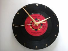 """The everly brothers- walk right back    7""""  vinyl record clock  £6.99"""