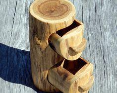Bandsaw box, Wooden Jewelry Box, Jewelry Storage