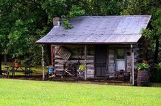 Country Porch Featured Images - Once Upon A Time  by Deena Stoddard