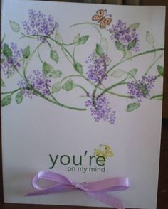 For My Friend by Claire Forgie - Cards and Paper Crafts at Splitcoaststampers