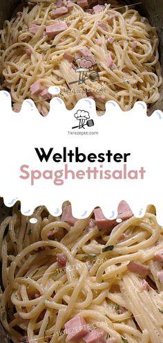 Weltbester Spaghettisalat - 1k Rezepte