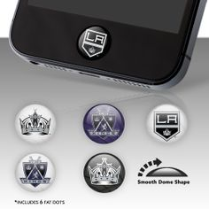 Los Angeles Kings Fat Dots NEED for my phone!