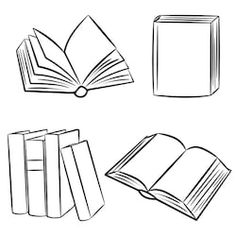 Find Set Sketches Books Vector Illustration stock images in HD and millions of other royalty-free stock photos, illustrations and vectors in the Shutterstock collection. Preschool Learning Activities, Fun Activities, Content Marketing Tools, Star Wars Episode Iv, Classroom Fun, Open Book, Painting For Kids, Vintage Books, Line Drawing