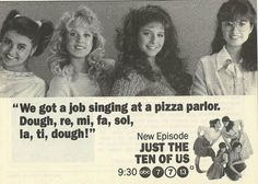 Just the Ten of Us Girls - Sitcoms Online Photo Galleries