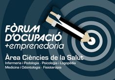 Àrea Ciències de la Salut. Fòrum d'Ocupació i Emprenedoria 2021 Physical Therapy, Medicine, Speech Language Therapy, Psicologia, Day Planners