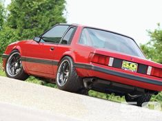 Robby Miller's modular-powered 1981 Ford Mustang T-top coupe is a homebuilt Fox rod. Click here for more details of check out the June issue of Super Fords Magazine