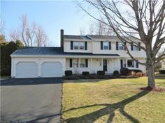 22 Natsisky Farm Rd, S Windsor, CT 06074 — BEAUTIFUL 2900+-S F FARMHSE COL W/4BRS +SEP 3 RM INLAW SUITE W/VLTED CEIL,SKYLIGHT,SLIDER TO DECK,MINI KIT&MORE. SOUGHT AFTER AREA.MBR SUITE W/JACUZZI.FORM LR&DR.1ST FLR FAM RM&LNDRY RM.LARGE DECK W/GAZEBO,I/G SPRINKLERS,GEN HOOK UP,NEWER ROOF.6Panel dr Call Tatyana 860-648-9270 #southwindsorrealestate