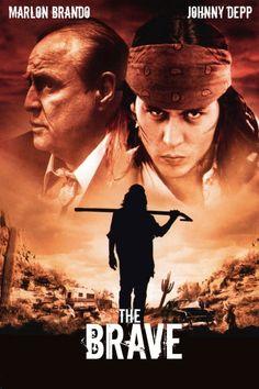 johnny depp movie posters | ... Film Poster HD – Johnny Depp, Marlon Brando, Marshall Bell