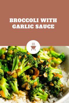 Chicken And Brocolli, Broccoli With Garlic Sauce, Broccoli Tofu, Chicken Broccoli Alfredo, Broccoli And Cheese, Broccoli Florets, Broccoli Salad, Chicken Pasta, Brocolli Recipes