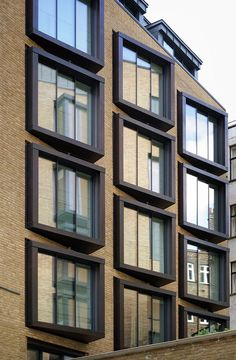 St James's & Bury Street | TateHindle; Photo: Philip Vile | Archinect