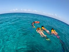 Snorkeling!!