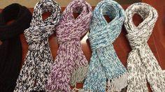 Beautiful Handmade Scarf by MadeWithLoveByBrea on Etsy https://www.etsy.com/listing/226953432/beautiful-handmade-scarf