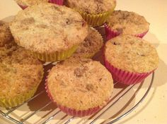 Here at Sunnyside we love to have delicious, tasty muffins, especially for breakfast. I mentioned this on a previous post & have subsequent. Healthy Foods To Eat, Healthy Eating, Healthy Recipes, Muffin Recipes, Cookie Recipes, Farm Fun, Good Food, Yummy Food, Pinterest Recipes