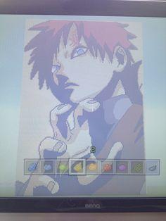 Naruto Shippuden - Gaara Of The Desert