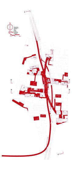 Educational infographic : Plan / BIG Architecture renewal proposal, 2014 / By Max Zhong Educational infographic & data visualisation Plan / BIG Architecture renewal proposal, 2014 / By Max Zhong Infographic Description Plan Architecture Mapping, Plans Architecture, Architecture Graphics, Architecture Drawings, Landscape Architecture, Masterplan Architecture, The Plan, How To Plan, Urban Mapping