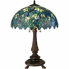 Tiffany Style Lamps On Pinterest Tiffany Lamps Lamps And Stained Glass Lamps