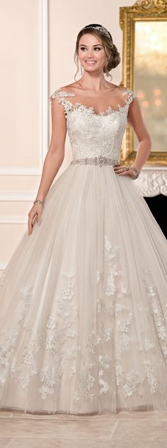 74c7ed9d557 Stella York Fall 2016 Bridal Collection