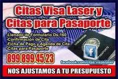 Citas Visa Laser y Citas para Pasaporte   TOL Reynosa