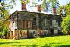 1. Prospect Hill Plantation, Lorman