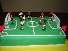 torta infantil futbol - Google Search