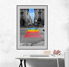 """Color Street MALTA, Valletta photo, digital prints XXL 19,6""""x12,9"""",instant download, art, wall decor, digital print, office and home. by KrisztinARTDesign on Etsy Malta Valletta, Color Street, Digital Prints, Wall Decor, Unique Jewelry, Handmade Gifts, Painting, Etsy, Vintage"""