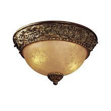View the Minka Lavery ML 958 Tuscan Flushmount Ceiling Fixture from the Belcaro Collection at LightingDirect.com.