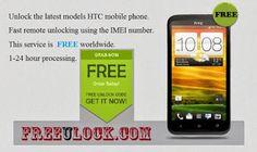 FREE HTC CELL PHONE UNLOCKING SERVICE: Free HTC Mobile Phone Unlock Code.