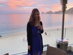 Fine dining with a gorgeous view at at Fine Dining, Cabo, Restaurant, Wine, Beach, The Beach, Beaches, Restaurants, Dining Room