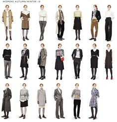 Margaret Howell is a contemporary British clothing designer. Minimal Fashion, Love Fashion, Retro Fashion, Autumn Fashion, Fashion Outfits, Smart Casual Work Outfit, Gamine Style, Margaret Howell, Classic Chic