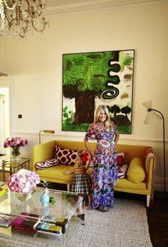 Pippa Holt's Vibrant Dublin Home | La Dolce Vita