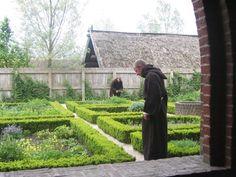 monastery gardens - Google Search