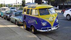 公道に 実物大のチョロQ?!(VW Short Bus) ( 自動車 ) - ポルシェ旅行記 - Yahoo!ブログ