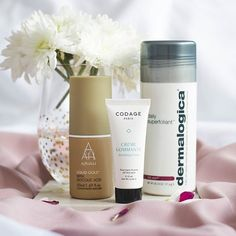 The three skincare exfoliators I can't get enough off. They help keep my skin looking smooth and glowing Exfoliators, Liquid Gold, Glow, Skincare, Smooth, Canning, Mugs, My Favorite Things, Tableware