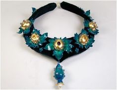 Body Furniture Paper Jewelry by Gian Luca Bartellone - The Beading Gem's Journal