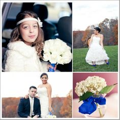 Sophisticated NJ winter wedding