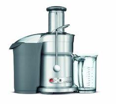 Breville RM-800JEXL Remanufactured Die-Cast Juice Fountain Elite 1000-Watt Juice Extractor Review