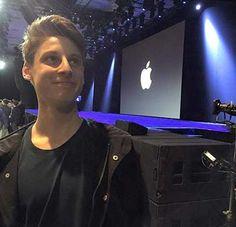 Le nove adolescent de mode en Silicon Valley es Ben Pasternak