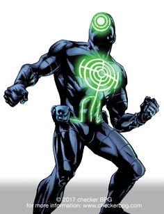 #Target #TableTopRPG #SuperHero #Superhero2044 #ComicBooks #Gaming #Art #CollectibleCardGame #CheckerBPG