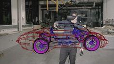 in Gravity Sketch VR per design. http://virtualmentis.altervista.org/gravity-sketch-manipolazione-vr-3d/