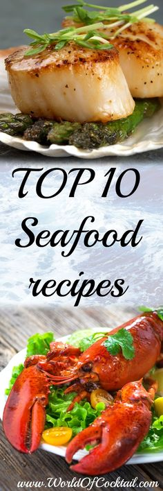 The seas and oceans … Do you know how many flavors hiding these depths? Convince yourself these 10 excellent recipes … Abalone with sea cucumber Recipe: 4 dried South. Fish Recipes, Seafood Recipes, New Recipes, Dinner Recipes, Cooking Recipes, Favorite Recipes, Healthy Recipes, Amazing Recipes, Cocktail Recipes
