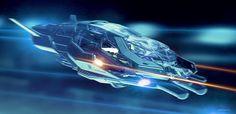 ArtStation - Multi-role Shuttle, Long Pham