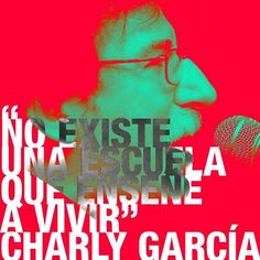 charly garcia | Tumblr Word 3, Im Crazy, Save My Life, Music Love, Decir No, Tumblr, Sayings, Showroom, Quotes