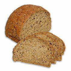 Ons brood | Koolhydraatarm brood | Meesterbakker Banana Bread, Desserts, Food, Tailgate Desserts, Deserts, Essen, Postres, Meals, Dessert