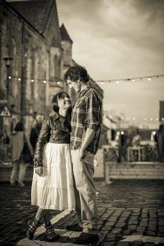 Chris and Lisa's Pre-Wedding Shoot – Edinburgh Festival