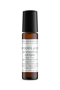 Woodland All-natural Scented Roll-on | Pure Aromatherapy