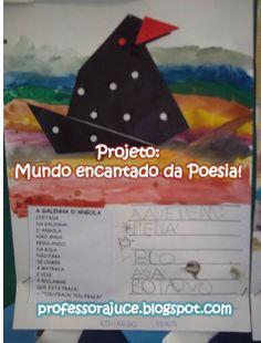 Poesia: Galinha d'Angola - Vinícius de Moraes