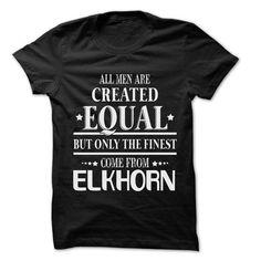 Men Are From Elkhorn - 99 Cool City Shirt ! - #retirement gift #house warming gift. CHECKOUT => https://www.sunfrog.com/LifeStyle/Men-Are-From-Elkhorn--99-Cool-City-Shirt-.html?68278