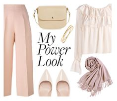 """""""My Power Look"""" by starrysal ❤ liked on Polyvore featuring Fendi, BP., Dune, See by Chloé, Nadri and MyPowerLook"""