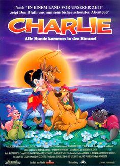 Poster zum Film: Charlie - Alle Hunde kommen in den Himmel